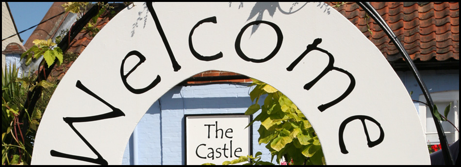 Welcome to The Castle Inn Bungay, Suffolk
